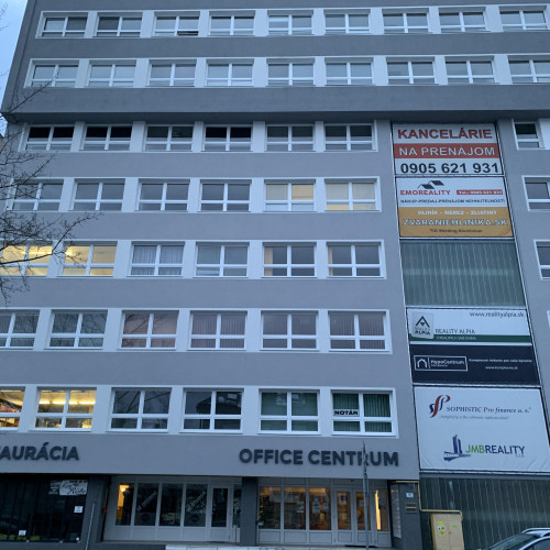 Kancelária Banská Bystrica