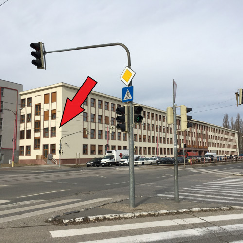 Riaditeľstvo Bratislava