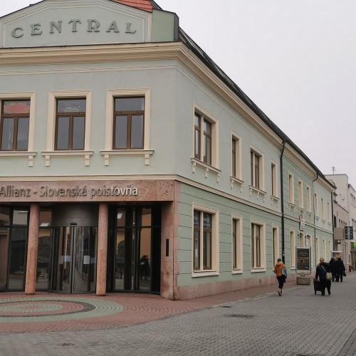 Kancelária Komárno