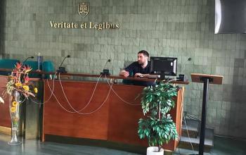 Prednáška z rodinného a dedičského práva na Fakulte politológie a medzinárodných vzťahov UMB
